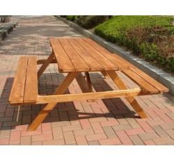 티크 피크닉 테이블(1500mm)