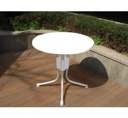 폴로 라운드 테이블[silver]