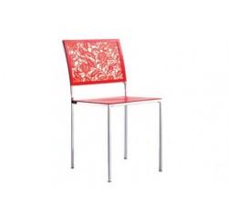 클래식 의자 (레드)