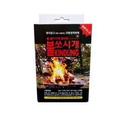 #불쏘시개(4박스, 20개) </br> (1박스 = 5개씩)